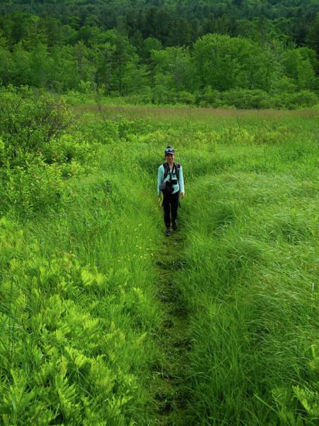 Photograph - Ma At Section Hiker by Raymond Salani III