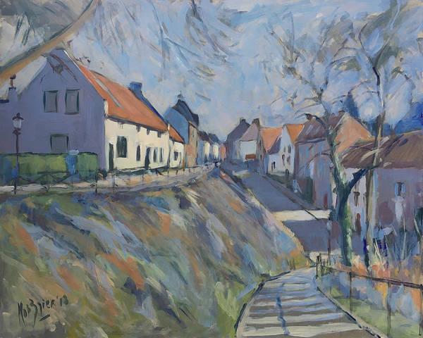 Maasberg Elsloo Art Print