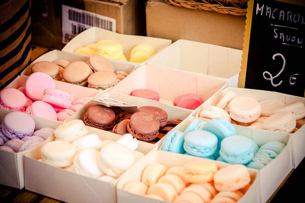 Photograph - Macaroooons by Jason Smith