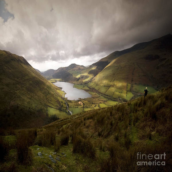 Wall Art - Photograph - Mach Loop by Angel Ciesniarska