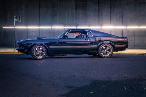 Photograph - Mach1 by Bill Posner