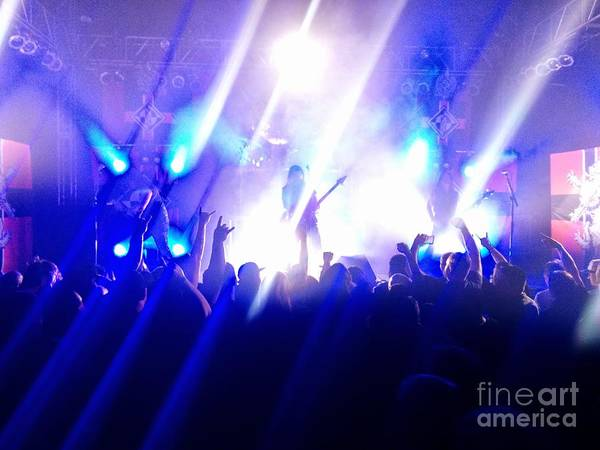 Loftus Photograph - Machine Head 2 by Joel Loftus