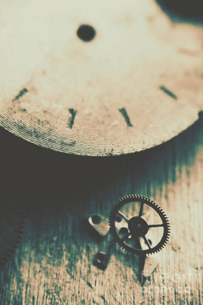 Brass Photograph - Machine Time by Jorgo Photography - Wall Art Gallery