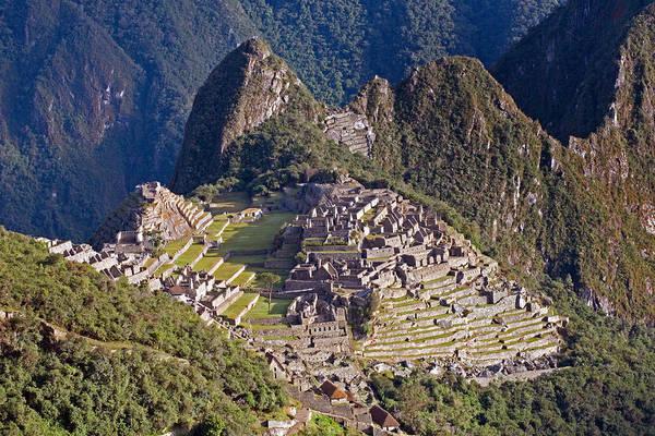 Photograph - Machu Picchu by Aivar Mikko