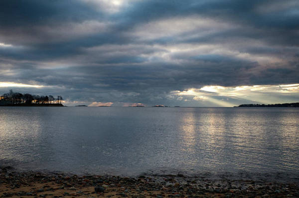 Photograph - Mackerel Cove by Jeff Folger