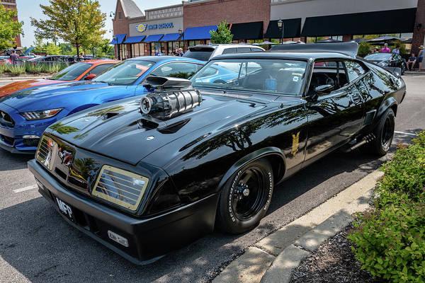 Photograph - Mad Max Ford Falcon Xb Gt by Randy Scherkenbach