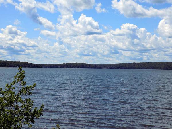 Madawaska Lake Photograph - Madawaska Lake by William Tasker