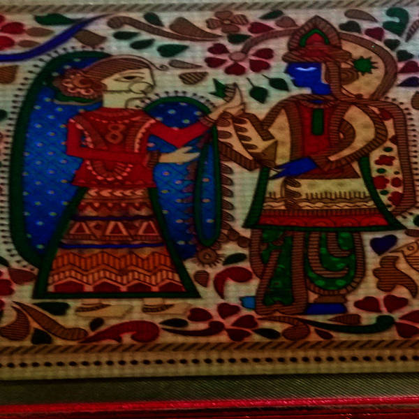Madhubani Photograph - Madhubani Art by Nick Photography