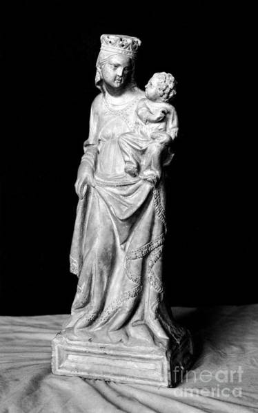 Photograph - Madonna And Child by Granger