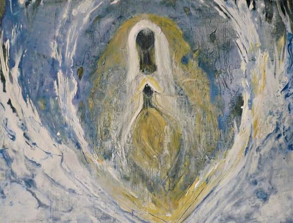 Painting - Divine Feminine  by 'REA' Gallery