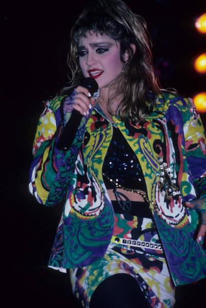 Photograph - Madonna by Rich Fuscia