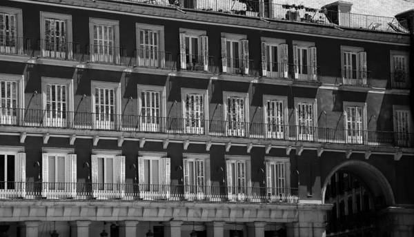 Photograph - Madrid 1b by Andrew Fare