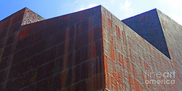 Caixa Forum Wall Art - Photograph - Madrid 58 by Randall Weidner