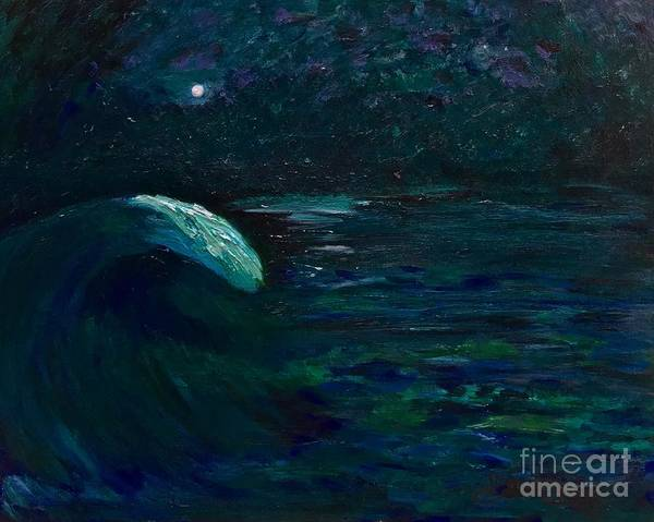 Painting - Maelstrom  by Denise Railey