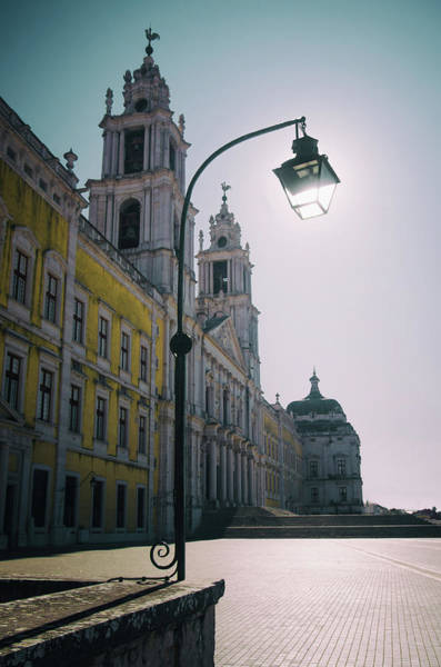 Wall Art - Photograph - Mafra Palace by Carlos Caetano