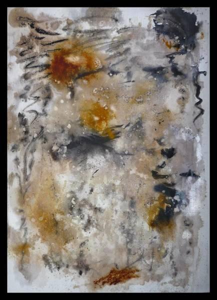 Crazy Mountains Painting - Mafuyu Bi by Alexander Snehotta von Kimratshofen