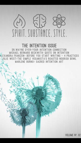 Photograph - Magazine Cover by Marlene Burns