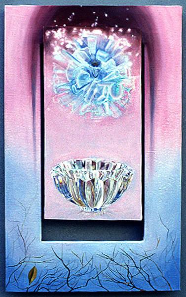Painting - Magic by Anne Cameron Cutri