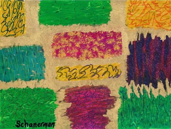 Painting - Magic Carpet Ride by Susan Schanerman