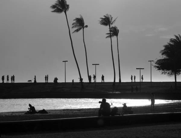 Wall Art - Photograph - Magic Island Silhouettes by Kevin Smith