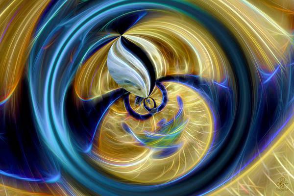 Digital Art - Magic Lamp by Pennie McCracken