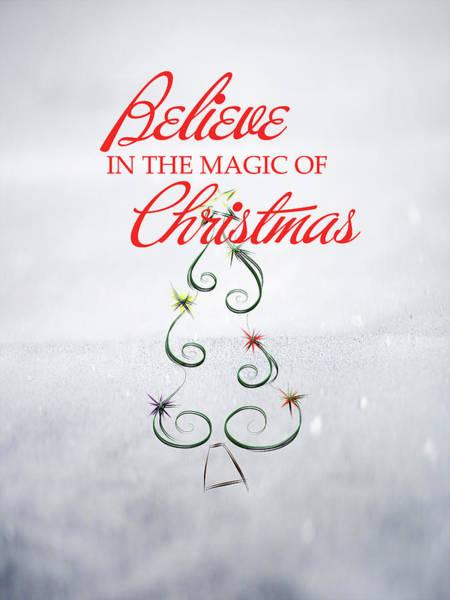 Digital Art - Magic Of Christmas by Judy Hall-Folde