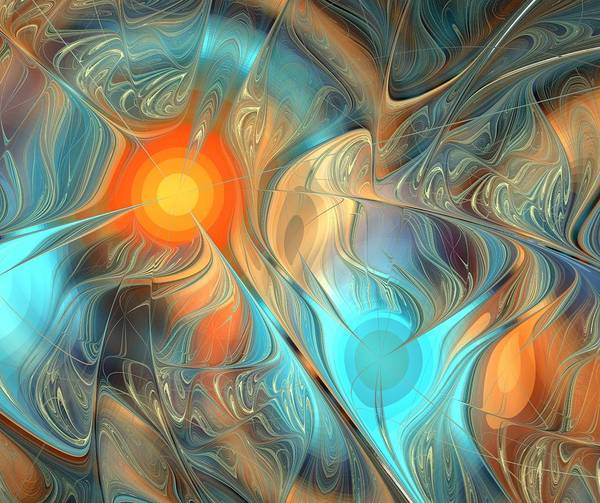 Digital Art - Magic Source by Anastasiya Malakhova