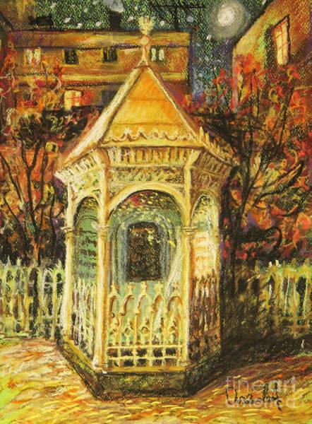 Wishing Well Painting - Magic Well by Dariusz Orszulik