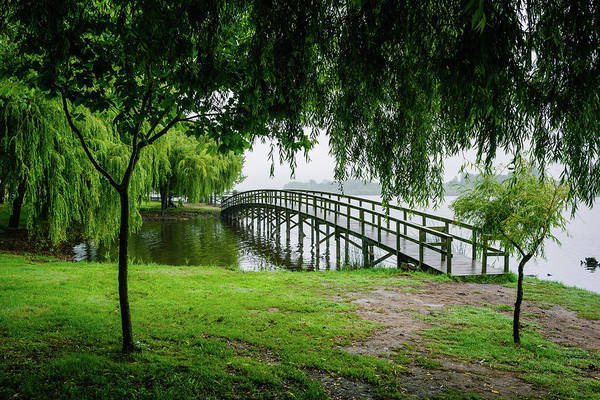 Wall Art - Photograph - Magical Boardwalk I by Marco Oliveira