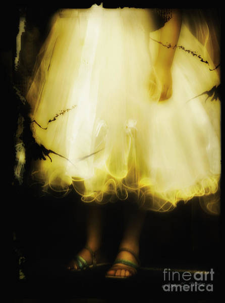 Photograph - Magical Dress by Craig J Satterlee