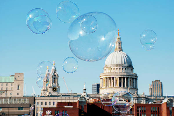 Wall Art - Photograph - Magical London by Greg Fortier
