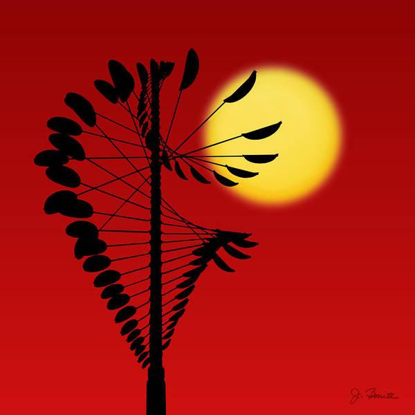 Wall Art - Photograph - Magical Mobile And Sun by Joe Bonita