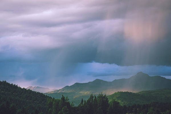 Photograph - Magical Monsoon Light by Jason Coward