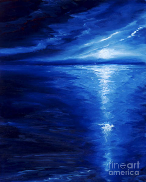 Painting - Magical Moonlight by James Christopher Hill