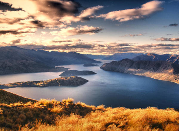 High Dynamic Range Photograph - Magical New Zealand by Niels Nielsen