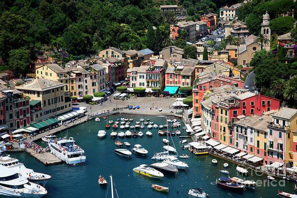 Photograph - Magical Portofino  by Brenda Kean