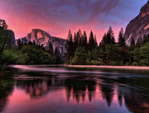 Photograph - Magical Yosemite by Beth Sargent