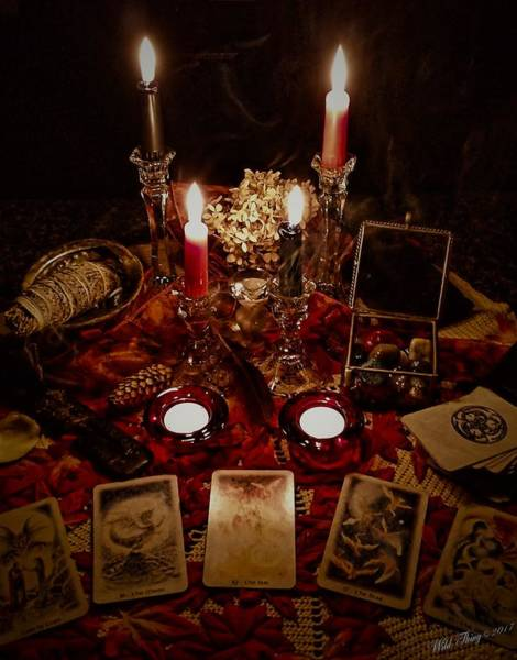 Photograph - Magick by Wild Thing