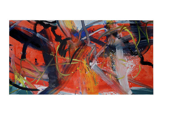 Wall Art - Painting - Magma by David  Lawrence Price