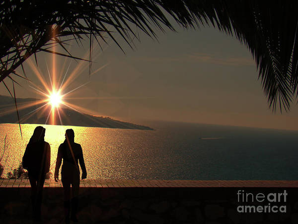 Wall Art - Photograph - Magnificent Bay Of Naples by Al Bourassa