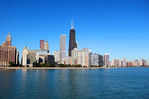 Photograph - Magnificent Chicago by Milena Ilieva