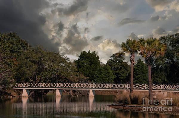 Photograph - Magnolia Bridge by Dale Powell