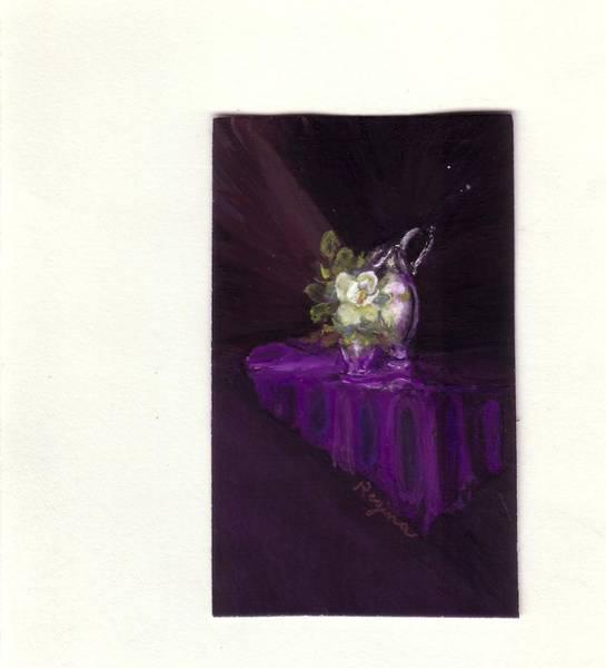Painting - Magnolia Radiance by Regina Taormino
