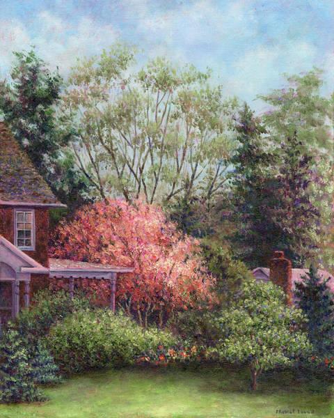 Painting - Magnolia by Susan Savad