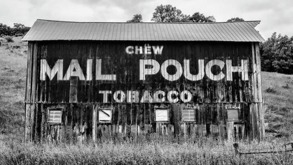 Wall Art - Photograph - Mail Pouch Barn - U.s. 62 #3 by Stephen Stookey