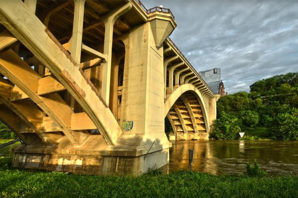 Photograph - Main St Bridge by Ricardo J Ruiz de Porras