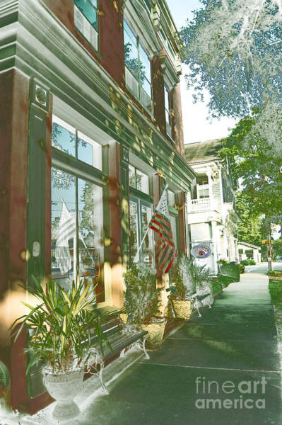 Photograph - Main Street 1 by Donna Bentley