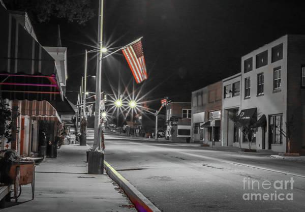 Photograph - Main Street America #1 by Tom Claud