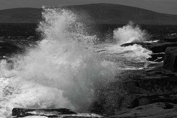 Photograph - Maine Schoodic Peninsula by Juergen Roth