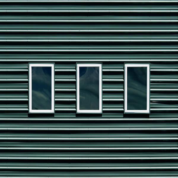 Photograph - Maine Windows 2 by Stuart Allen